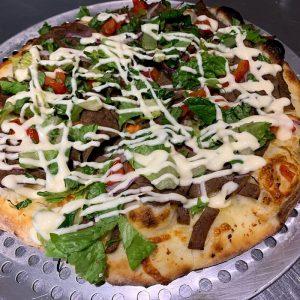 The Donair Pizza