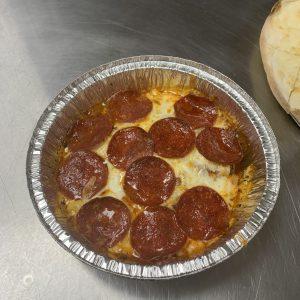 Keto-Za: The Crustless Pizza